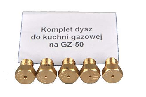 BSD Gasherd Gaskochfeld Ersatzdüse Gasdüse für Naturel Gas - MASTERCOOK