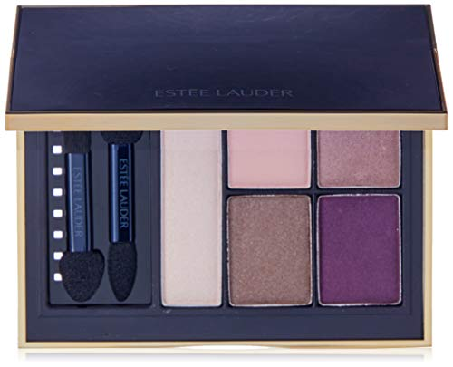 Estée Lauder Pure Color Augenschatten Palette 406 - sangria - Damen, 1er Pack (1 x 1 Stück)