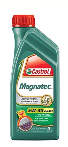 Castrol MAGNATEC  Motorenöl 5W-30 A3/B4 1L - vom Hersteller eingestellt