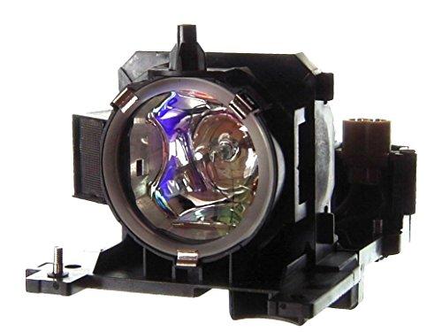 Diamond Lampe f�r HITACHI CP-X200 Projektor mit einem Ushio Leuchtmittel im Geh�use
