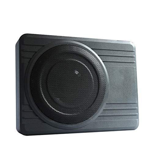 LYzpf auto subwoofer stereo audio apparatuur 10 inch 600W hoge energie ultradun aluminium materiaal luidspreker speler