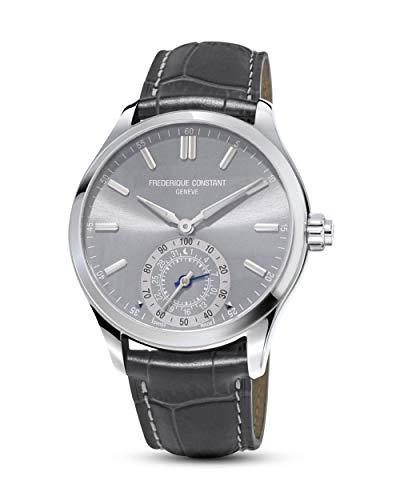 Frédérique Constant Schweizer Horological Hybrid-Smartwatch Classics FC-285LGS5B6