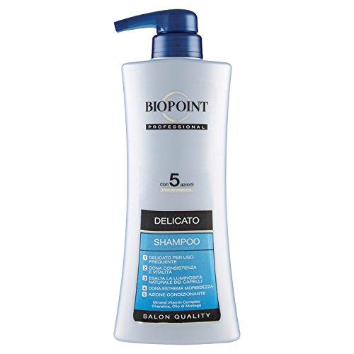 Biopoint Champú delicado, 400 ml.