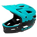 Giro Switchblade MIPS Adult Full Face Cycling Helmet - Small (51-55 cm), Matte Dark Red (2018)