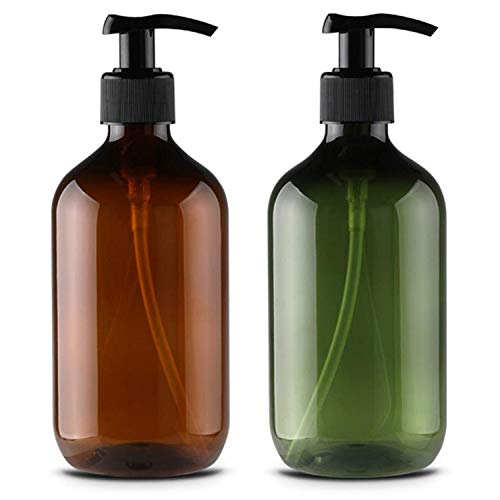 Alledomain #1 500ml pump bottles