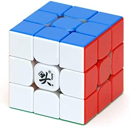 cuberspeed Dayan TengYun V2 stickerless M 3x3x3 Magnetic Speed Cube product image