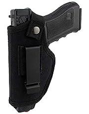 La Gracery - Funda Universal para Pistolas de IWB OWB (Mano Izquierda y Derecha)