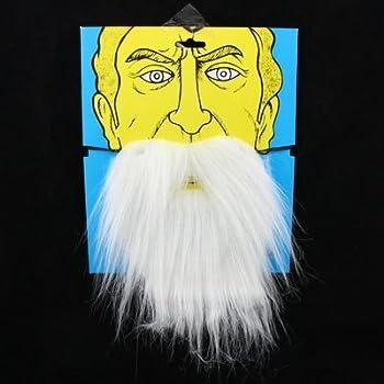 コスプレ 白 ひげ 髭 パーティー グッズ 仮装 変装 なりきり アイテム 余興 宴会