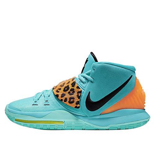 Nike Kyrie 6 Mens Basketball ShoesBq4630-300 Blue Size: 7.5 UK