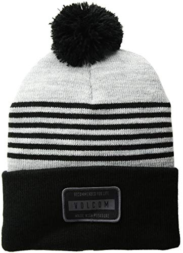 Volcom Powder Beanie heather grey