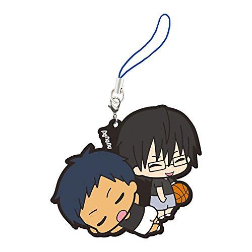 Kuroko's Basketball Aomine Daiki Rubber Mascot Smartphone Charm Strap