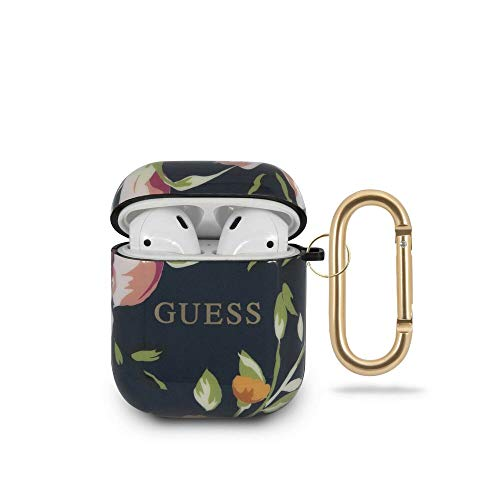 Guess - Cover in Silicone Per Apple Airpods Floral - N.3
