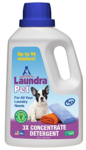 Alpha Tech Pet LaundraPet Premium Laundry Detergent