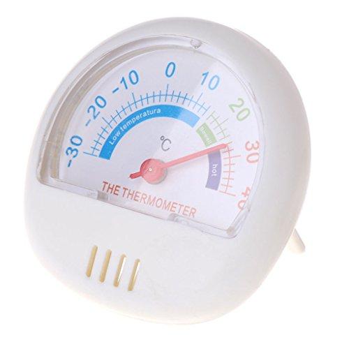 Thermomètre réfrigérateur congélateur intérieur extérieur cadran affichage de la température