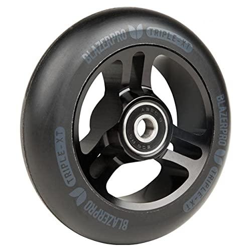 BLAZERPRO Blazer Pro Scooter Wheel Ruedas Patinaje Unisex Adulto, Negro (Black/Black), 100