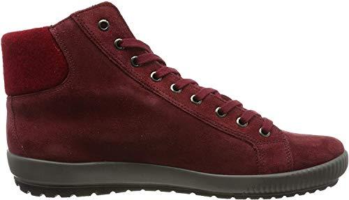 Legero Damen Tanaro Gore-Tex Hohe Sneaker, Rot (Rio Red (Rot) 49), 38 EU