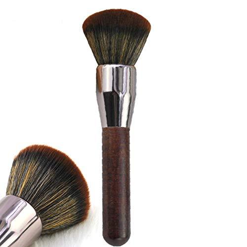 Pinceau de Maquillage Pinceau Kabuki pour Foundation Le Pinceau de Fondation pour Le Maquillage Liquide, crème et en Poudre