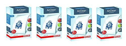 Typ G/N Airclean Filterbeutel, 4 Boxen