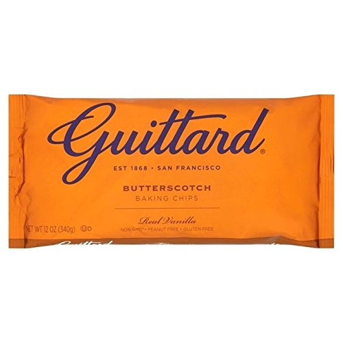 Guittard Butterscotch Baking Chip 340g - Pack of 2