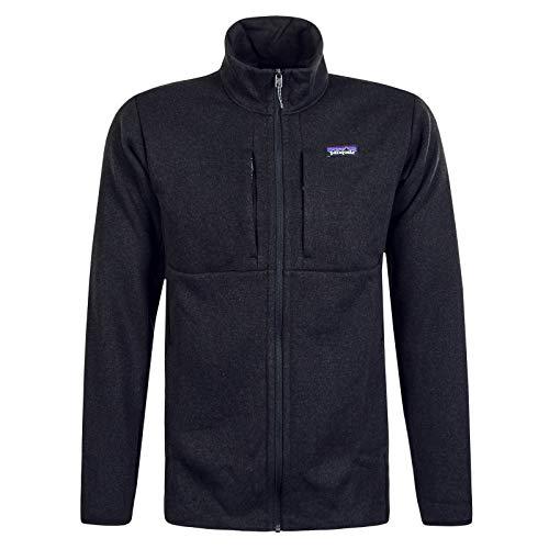 Patagonia M's Lw Better Sweater Jkt Herren Jacke L Schwarz