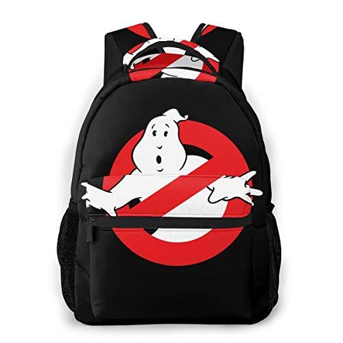 Ghostbusters No Ghost Logo 1984 Backpack Bag