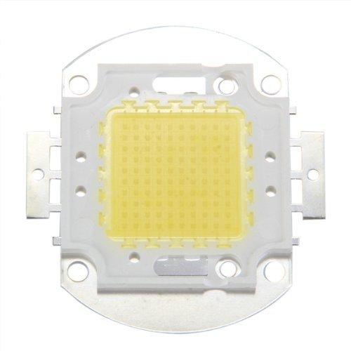 SODIAL(R) LED Chip 100W Weiss 7500LM Lampe Strahler Licht Birne High Power Integriert DIY
