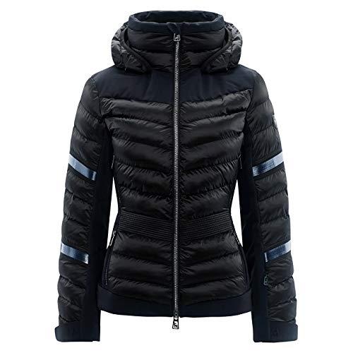 Toni Sailer W Madita Splendid Schwarz, Damen Isolationsjacke, Größe 34 - Farbe Black