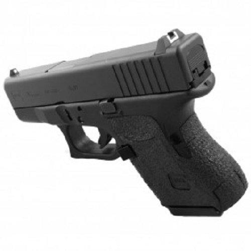 TALON Grips for Glock 26, 27, 28, 33, 39 (Gen3) Black Granulate - 105G W/Free Sticker - Johnson Enterprises, LLC
