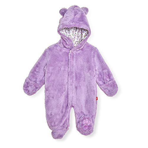 Magnificent Baby Magnetic Me Smart Little Bears Fleece Magnetic Pram Bunting Bag Unicorn Lavender 0-3 Months