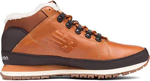 New Balance Sneaker Herren H754LFT Braun Tan, Schuhgröße:44