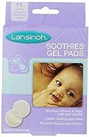 海外直送品Lansinoh Soothies Gel Pads, 2 COUNT (Pack of 2)