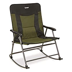 Rocking Camp Chair For Heavy People