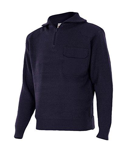 Velilla Serie 101 - Jersey (Talla M) Color Azul Marino