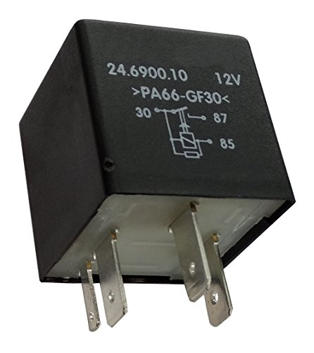 AERZETIX: Rele corriente de trabajo C40245 compatible con 357906381A 1J0906381A