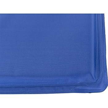 Matelas Rafraîchissant pour Chien Bleu 40 x 50 cm