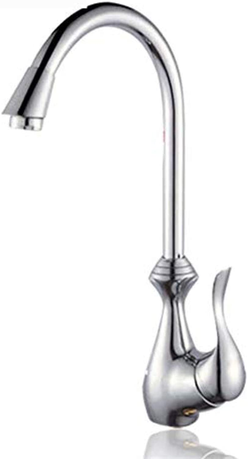 Water Taptaps Single Hole Sink redatable Sink Kitchen Sink Faucet Kitchen Hot and Cold Faucet B