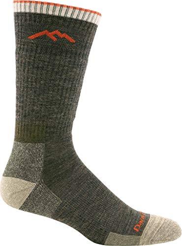 Darn Tough Merino Wool Boot Sock Cushion,Olive,Large