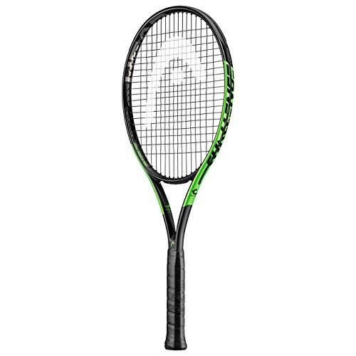HEAD Unisex– Erwachsene Challenge PRO Tennis Racket, grün, 3