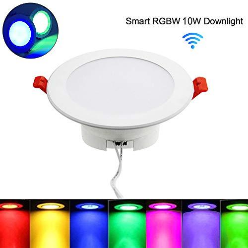 Foco LED empotrable Control aplicación inalámbrico