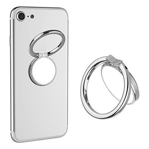 VASIVO Smart Phone Finger Ring Holder Mirror Series Stylish 360