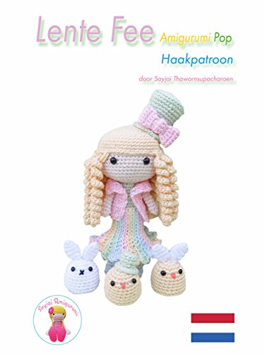 Lente Fee Amigurumi Pop Haakpatroon