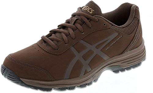 ASICS Damen Gel-Nebraska Walkingschuhe Farbe: Braun (8487); Größe: EUR 37.5 | US 6.5 | UK 4.5