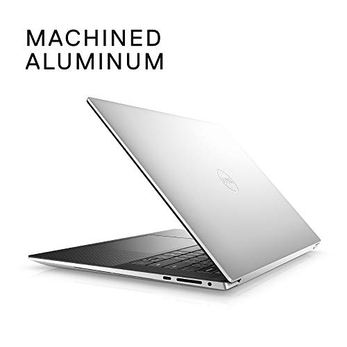 New Dell XPS 15 9500 15.6 inch UHD+ Touchscreen Laptop (Silver) Intel Core i7-10750H 10th Gen, 16GB DDR4 RAM, 1TB SSD, Nvidia GTX 1650 Ti with 4GB GDDR6, Window 10 Pro (XPS9500-7845SLV-PUS)