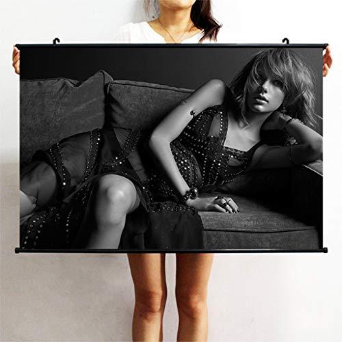 LJA Taylor Swift Poster 60x40cm Leinwand Kunst Malerei Bild Wand hängen