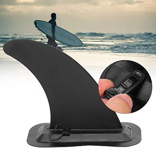GLOGLOW Surfboard Center Fin, PVC Desmontable Stand Up Paddle Board Tablas de Surf Long Board Center Fin