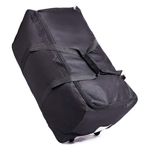 OOSAKU Kinderwagen Transporttasche Robuste Kindersitz Tragetasche Buggys Faltbarer Autositz Reisetasche für Flugzeug Bahnhof Reise Outdoor (Stil E)