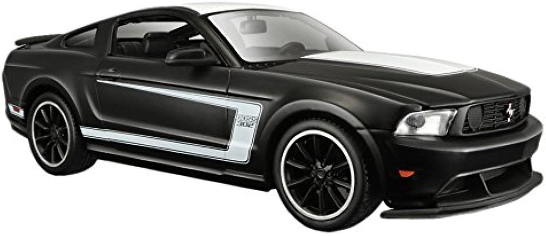 Maisto 1 24 Scale Diecast - 31269 Ford Mustang Boss 302 Matt Black
