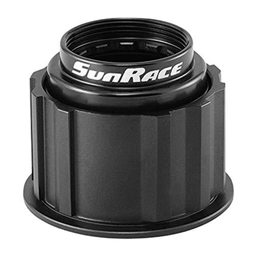 SunRace CSMX9X Cassette XD-Driver, Adultos Unisex, Negro, 11 velocidades
