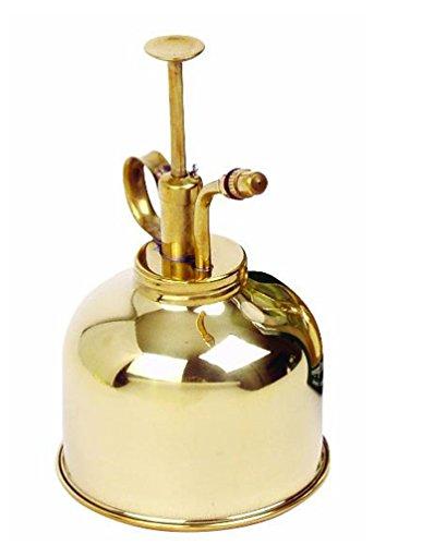regadera Bonsai Brass Silver Spray Lianshi Puede Plantar Spay Bottle Spray Flor Interno 300 ml