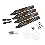 Colcolo RC Helicopter Upgrade Spare Parts Accessories fit for WLToys XK K127 Replace Accessories Part